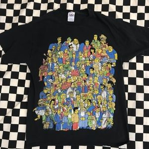Vintage Simpson's tee